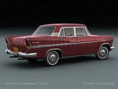 Simca Tufão 1964
