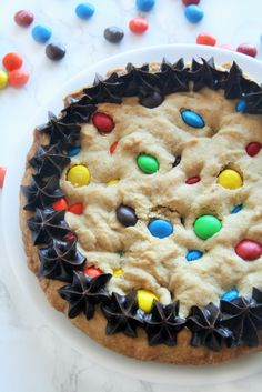 The only M&M's Cookie Dough recipe you'll need!