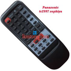 Buy remote suitable for Panasonic TV Model: TC2997 SOPHIYA at lowest price at LKNstores.com. Online's Prestigious buyers store.