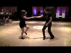 2011 ILHC Jack & Jill Advanced Finals - Michael Seguin & Aubri Siebert - YouTube