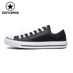 (51.84$)  Buy here - http://aisc2.worlditems.win/all/product.php?id=32749707338 - Original Converse Unisex Classic Leather Skateboarding Shoes Low top Sneakser