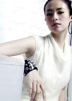 Ziyi Zhang (or Zhang Ziyi)