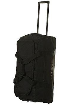 kufr Dakine Venture Duffle 90 - Black Travel Luggage 808aa2e882710