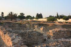 Il sito romano di Pupput a Hammamet