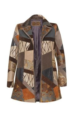 Patchwork Waistcoat by Etro for Preorder on Moda Operandi