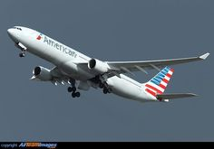 American Airlines Airbus A330-323