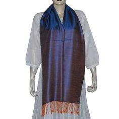Jacquard de soie, la laine écharpes modèle rectangulaire: Amazon.fr: Vêtements et accessoires