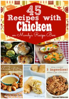50 man food recipes recipe box recipes and food 45 recipe with chicken mandys recipe box forumfinder Gallery