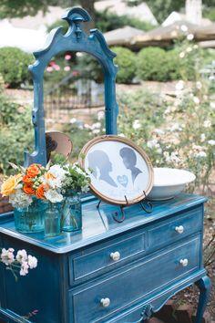 Pennsylvania Estate Wedding by Morrissey Photo via Engaged & Inspired