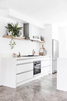 The heart of the home has never worked as hard as it did in Step back in time. to January, as we recap our most popular kitchen and dining zones of Green Kitchen, New Kitchen, Kitchen Dining, Kitchen Decor, Dining Rooms, French Kitchen, Dining Tables, Kitchen Ideas, Beautiful Kitchen Designs