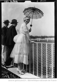 Modes à Deauville, 1919
