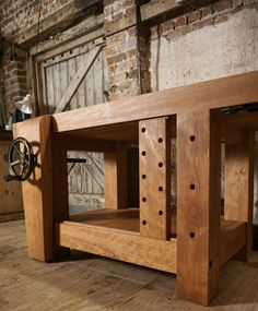 We've recently taken on our last order for 'Maguire Workbenches'. This has been a difficult decision to make, and so this has been a post which has been sat in my notebook for quite some time.