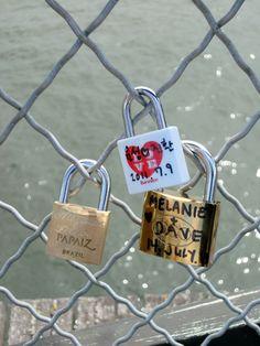 locks that say it all