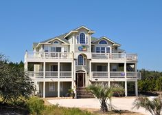 Twiddy Outer Banks Vacation Home - A Hop to the Beach - Corolla - Oceanside - 8 Bedrooms