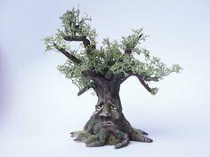 Fairy tree man miniature quarter scale