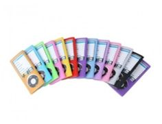 13 Colours 13 Pieces Per Package Silicon Case For Ipod Nano5 for only $9.99 #iPod #AppleProducts #Accessories