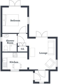 One Bedroom Wee House