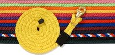 Saddles Tack Horse Supplies - ChickSaddlery.com Tough-1 Nylon Lead with Easy Bull Snap