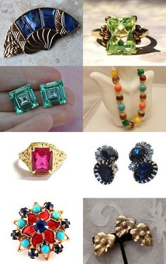 Celebrating Jennifer's Shop by Five Old Gals on Etsy--Pinned with TreasuryPin.com