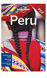 eBook Travel Guides and PDF Chapters from Lonely Planet: Peru - Northern Highlands (PDF Chapter) Lonely Pla...