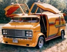 V8-VAN-PICK-UP-CHOPPERS - Custom V8 Van Conversion