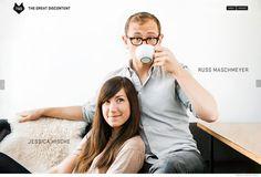 Famous graphic designers Jessica Hische and Russ Maschmeyer interviewed by The Great Discontent.   FIDMDigitalArts Blog