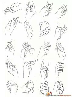 Drawing Tutorial Hand Design Reference Ideas For 2019 Drawing Skills, Drawing Lessons, Drawing Poses, Manga Drawing, Drawing Techniques, Drawing Tips, Drawing Sketches, Painting & Drawing, Art Drawings
