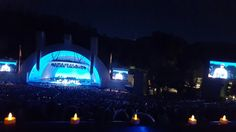 The Hollywood Bowl, Concert, Concerts
