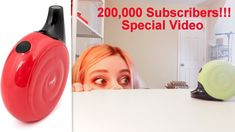 200,000 Subscribers Special Video / Review of the Pocket Snail by Steel ...
