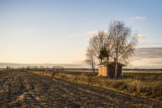 Photograph Cottage at fields by Pasi Ahola on 500px