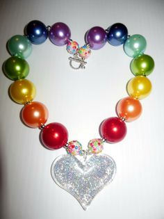 Lemon Lime Designz- Chunky Jewelry