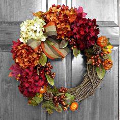 Best seller fall wreath!