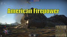 American Tiny Tim Firepower | War Thunder RB Multiplayer Gameplay