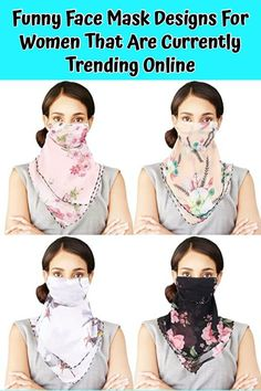 11 Funny Face Mask Designs For Women That Are Currently Trending Online Funny Face Mask, Life Memes, Mask Design, Funny Faces, Girl Fashion, Funny Pictures, Women, Women's Work Fashion, Fanny Pics