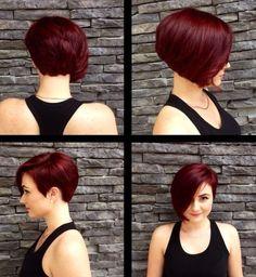 awesome 55 Идей стрижки боб на все виды волос - Выбираем для себя идеальный вариант в 2016 году (фото)