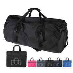 Sport Bag For Women Fitness Multifunction Shoulder/Messenger Bag/Handbag Foldable Travel Duffle Package Waterproof Men gym bag