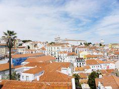 Un weekend à Lisbonne : de Belém à l'Alfama, vers Sintra  #Lisbonne #Portugal #vacances #voyage #Belem #Alfama #Sintra #guide