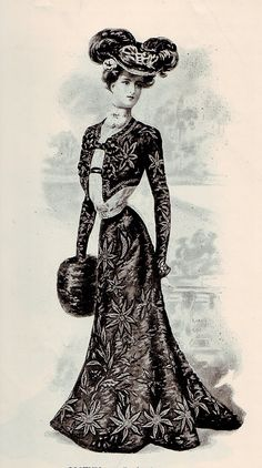 1900 american fashion - Google Search