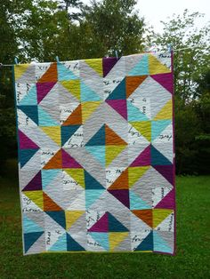 the Turning Twenty quilt using 20 fat quarters -- can't wait to do ... : turning 20 quilt pattern free - Adamdwight.com