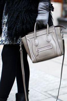 Handbags - Best In London - Street Style
