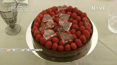 torta lasciapassare di Ernst Knam