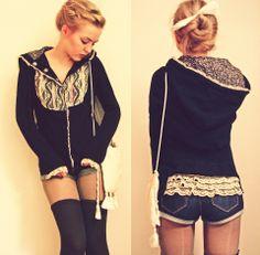 La inspiración otoño de Encaje Moda: Fashionista EMPRESA