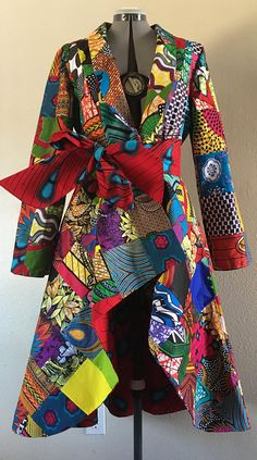 This is a stylish and easy to wear piece with great versatility. It can be worn over jeans or a skirt, leggings or a dress. Either way it is stunning and will have every eye on you! Its a great way to add some dramatic flare to your wardrobe. The skirt is a full circle cut skirt high low style. The front is about 13 inches from the waist in the front and about 30 inches from the waist in the back. However, this can be easily cutomized if you prefer a longer or shorter length. Each piece is…