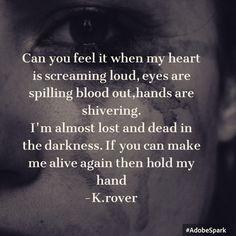 #pain #lost #shattered #holdher #love #kroverwritings #broken