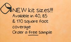 Levey CLEAR dry erase paint, now available in 3 kit sizes. Order a sample online today! www.leveyindustries.com | 800.588.3990