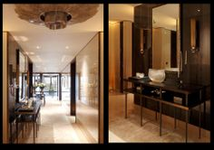 Casa Forma's luxury interior design for One Hyde Park, London's most exclusive residence.
