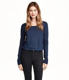 H&M Camiseta de punto $199