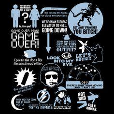Aliens: Movie Quotes
