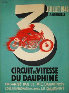 Circuit De Vitesse,1949