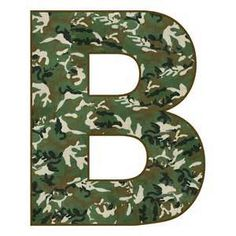 Brown Camo Lettering Vinyl Choose Wording Numbers Camo Words And - Custom vinyl decals numbers for shirts